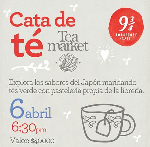 Cata de té (Tea Market)