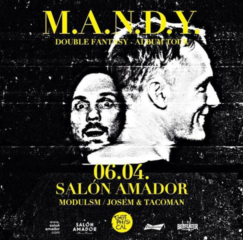 M.A.N.D.Y. Double Fantasy
