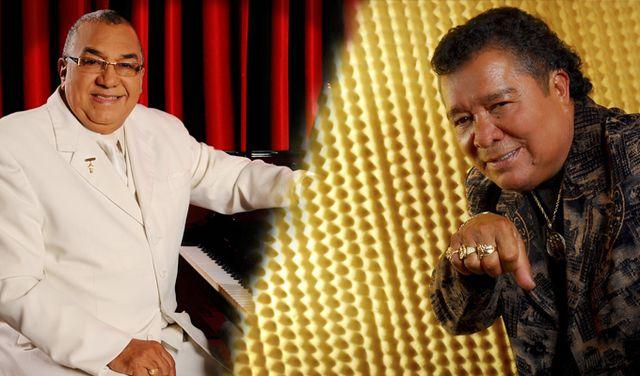 Alci Acosta y Pastor Lopez