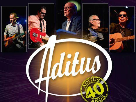 Aditus, 40 Años De Éxitos