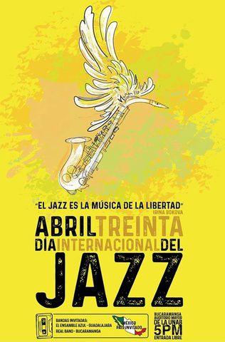 Día internacional del Jazz en la UNAB
