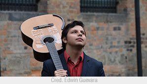 David López, GUITARRA