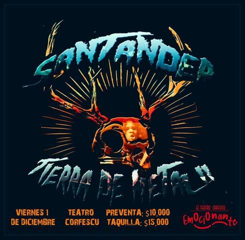 Santander tierra de metal 2017