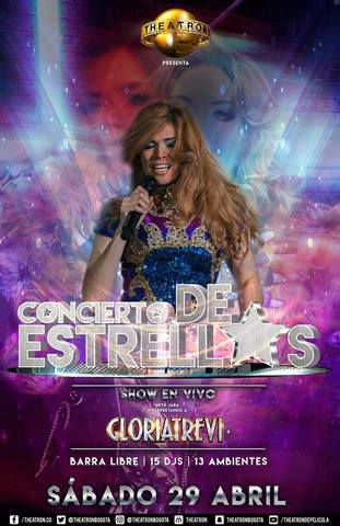 Show En Vivo-Gloriatrevi