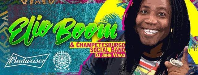Champetea Con Elio Boom
