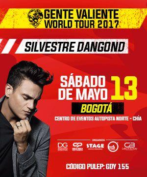 Gente Valiente, World Tour Bogota