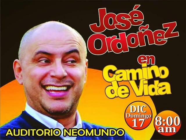 Camino de Vida con José Ordoñez