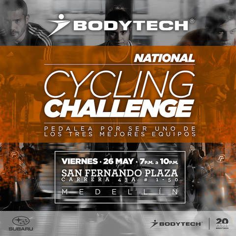 National Cycling Challenge