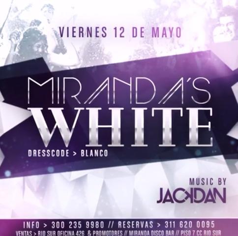 Miranda's White