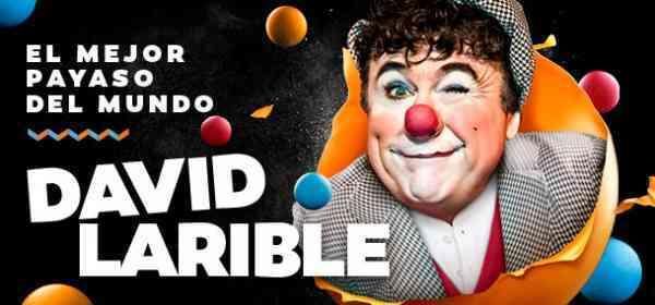 David Larible / El mejor payaso del mundo