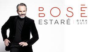 Miguel Bosé / Estaré gira