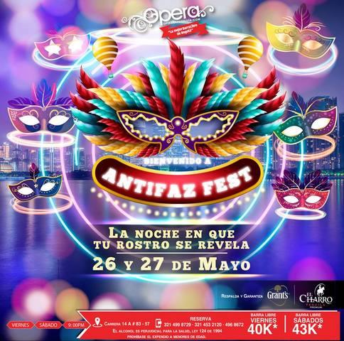 Antifaz Fest