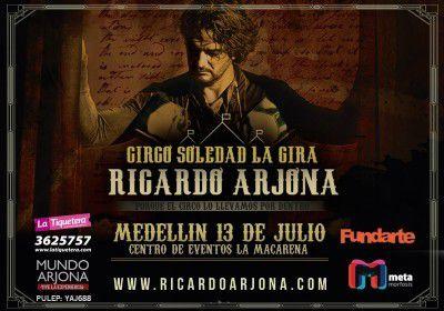 Ricardo Arjona 2017