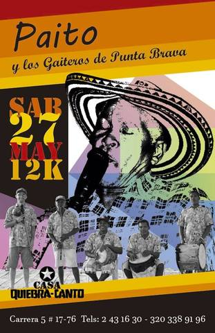 Paito y Los Gaiteros de Punta Brava