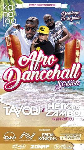 Afro Dancehall Session