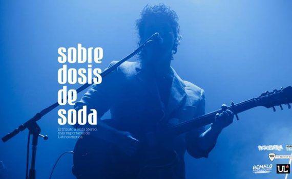 Sobredosis Tributo a Soda Stereo