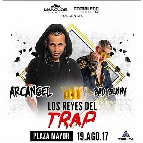 Arcangel y Bad Bunny, Los Reyes Del Trap