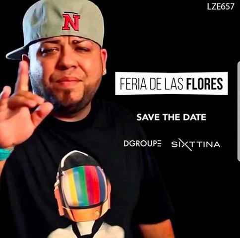 Ñejo En Feria De Las Flores 2017