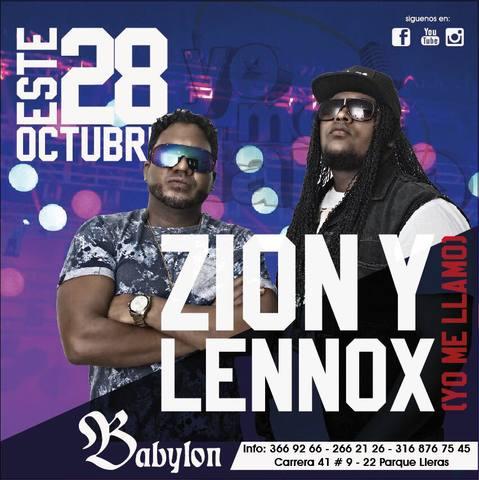 Zion y Lennox Motivan 2