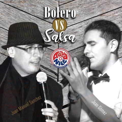 Bolero vs Salsa