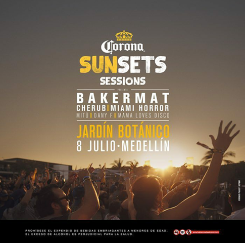 Sunset Sessions Corona