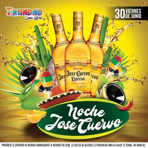 Noche Jose Cuervo