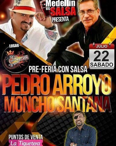 Pre Feria Con Salsa
