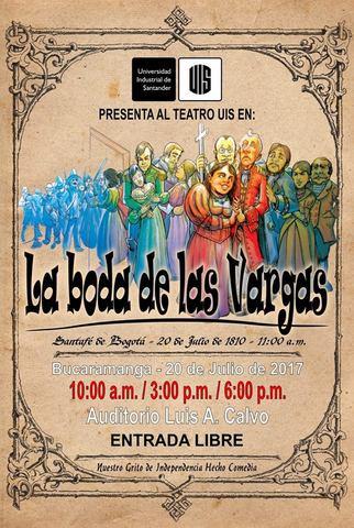 La Boda De Las Vargas