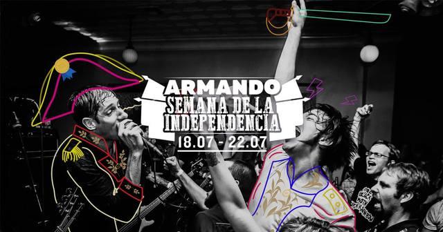Armando Semana De Independencia