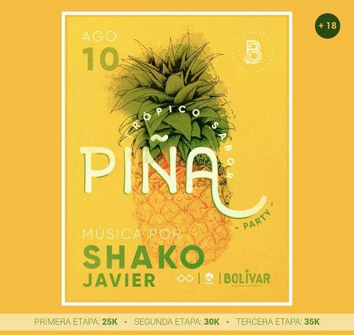 Piña party