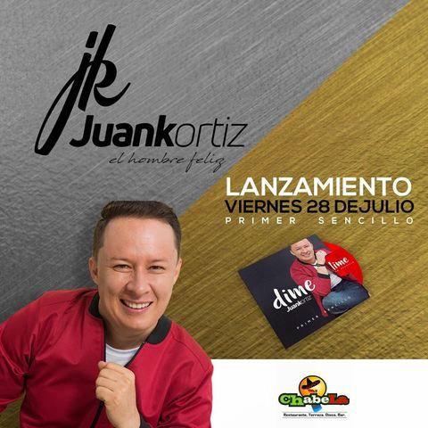 JuankaOrtiz El hombre Feliz