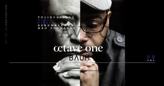 Octave One en Bogota