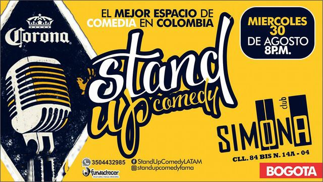 Stand Up Comedy y Fiesta