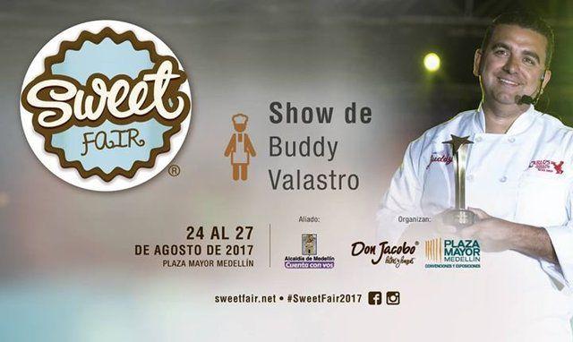 Sweet Fair en Medellin