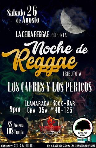 La Noche del Reggae