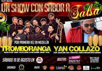 Un Show Con Sabor a Salsa