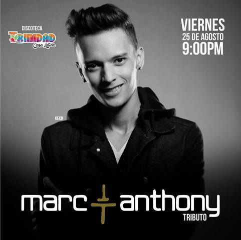 Tributo a Marc Anthony