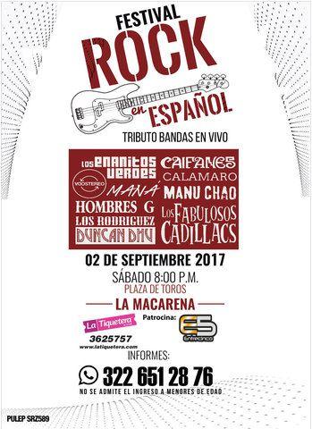 Festival Rock en Español