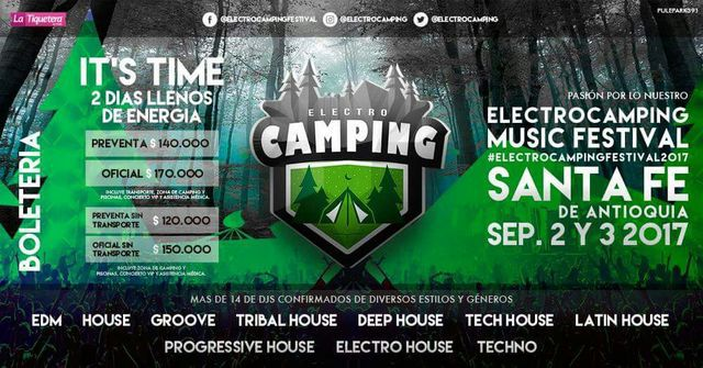 Electrocamping Music Festival