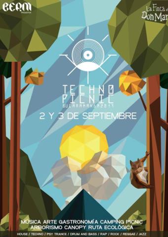 Techno Picnic Bucaramanga