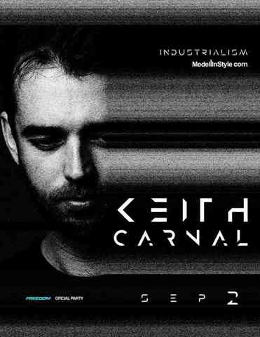 Keith Carnal in MedellinStyle