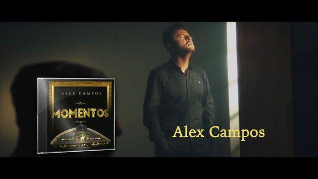 Alex Campos en Medellín