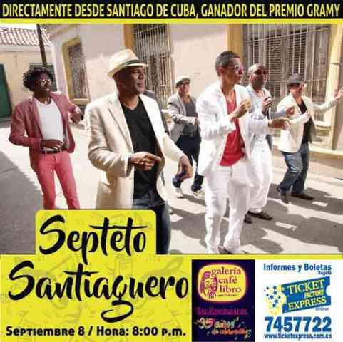 El Septeto Santiaguero
