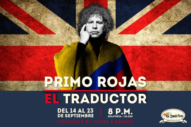 Primo Rojas El Traductor