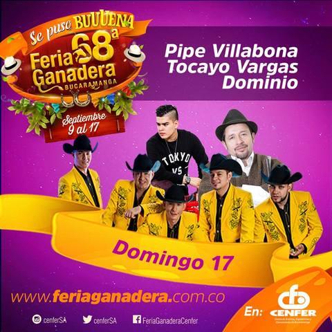 Fiestas y Ferias 2017