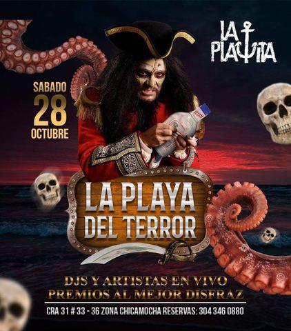 La Playa del Terror