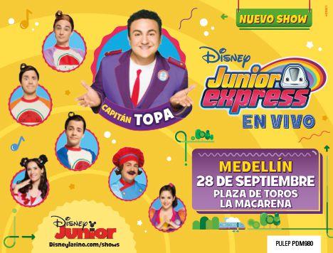 Topa Junio Express en Medellín