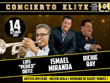 Concierto Elite en Bogota