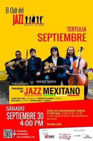 Tertulia De Septiembre El Club Del Jazz
