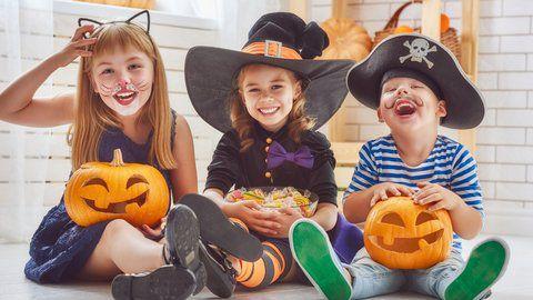 La fiesta de Halloween perfecta para niños en bucaramanga